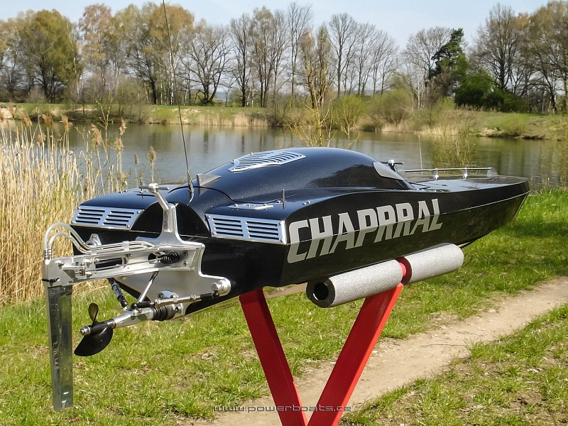 Chaparral 131 MHZ from powerboats